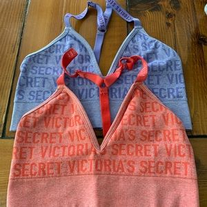 Victoria's Secret deep cut bralette